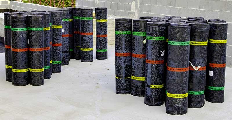 Bitumenske trake sa poliesterskim filcom