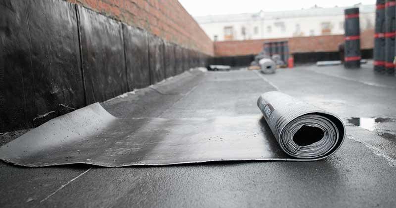 Bitumenske trake za hidroizolaciju ravnog krova