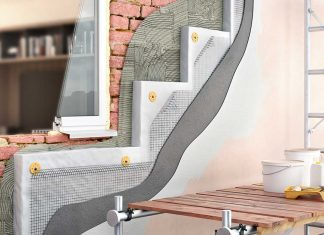 Izolacija fasade stiroporom - Demit fasada
