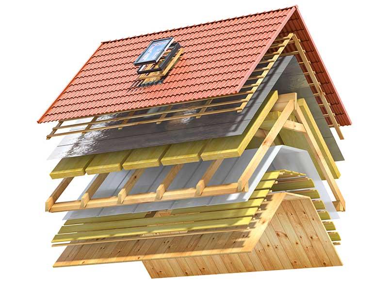 Izolacija krova