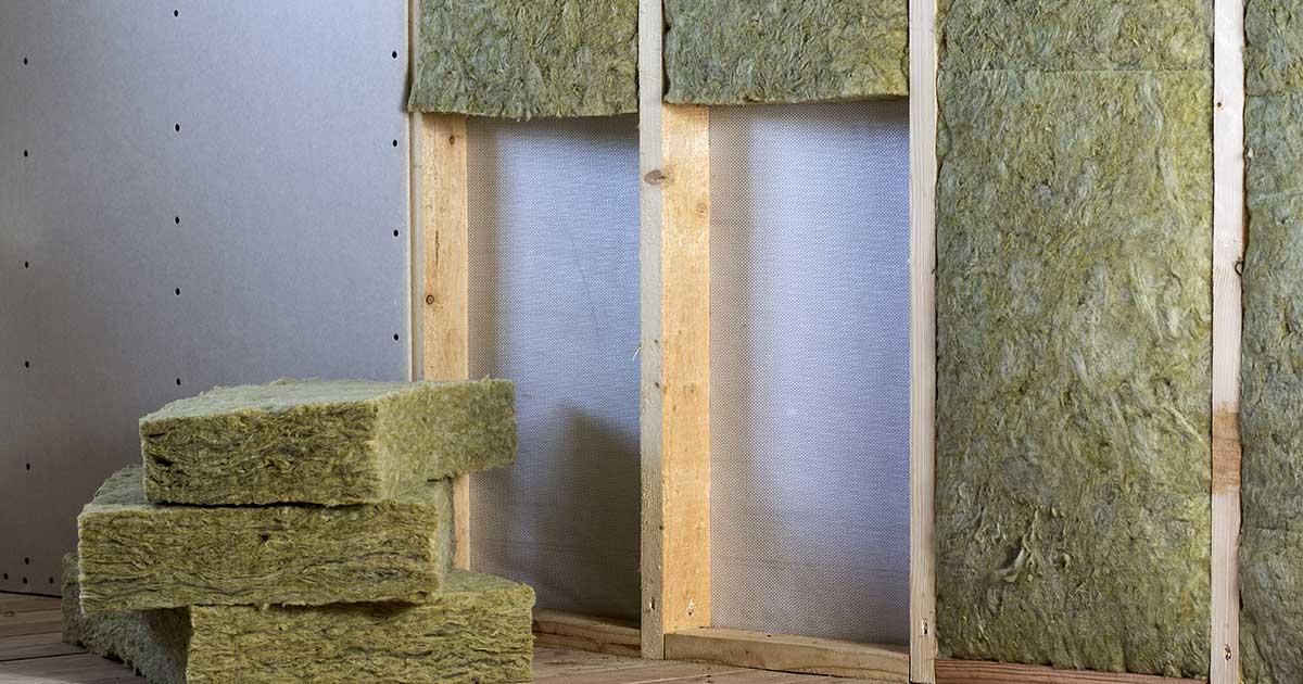 Kamena vuna kao izolator u pregradnom zidu sa drvenom potkonstrukcijom