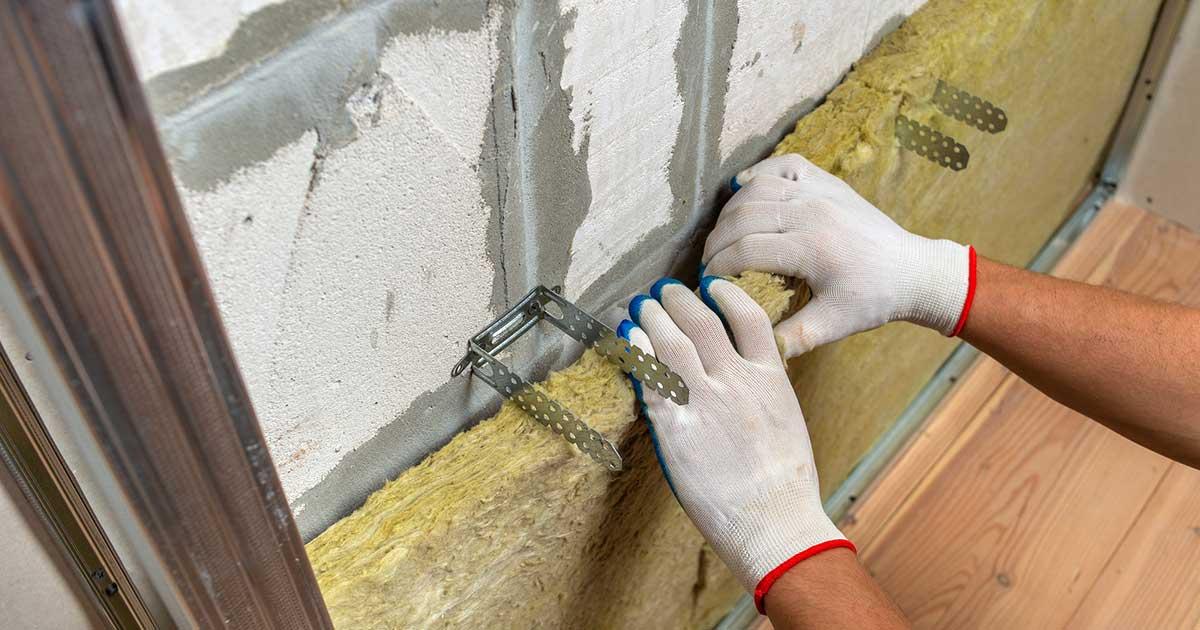 Postavljanje termoizolacije sa unutrašnje strane fasadnog zida
