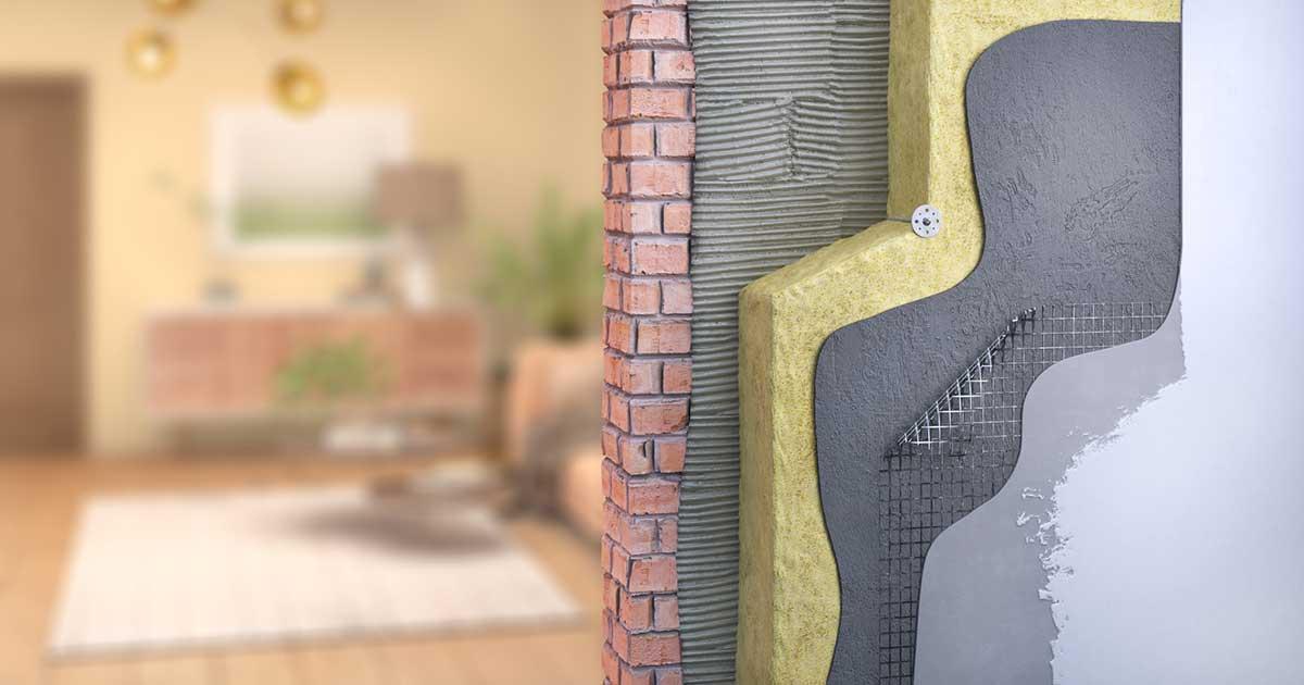 Tremoizolacija fasadnog zida sa spoljašnje strane