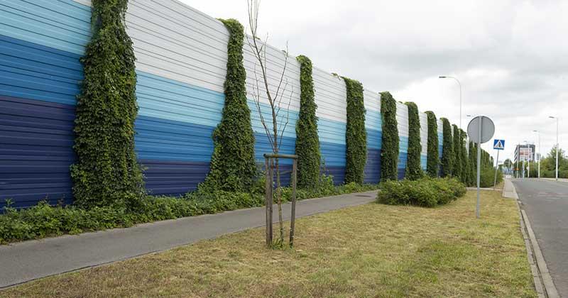 Aluminijumski paneli kao barijera protiv buke