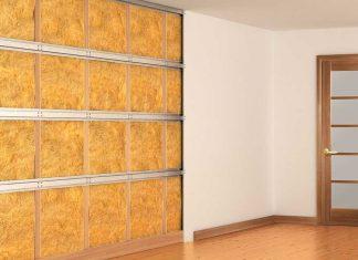 Zvučna izolacija pregradnog zida